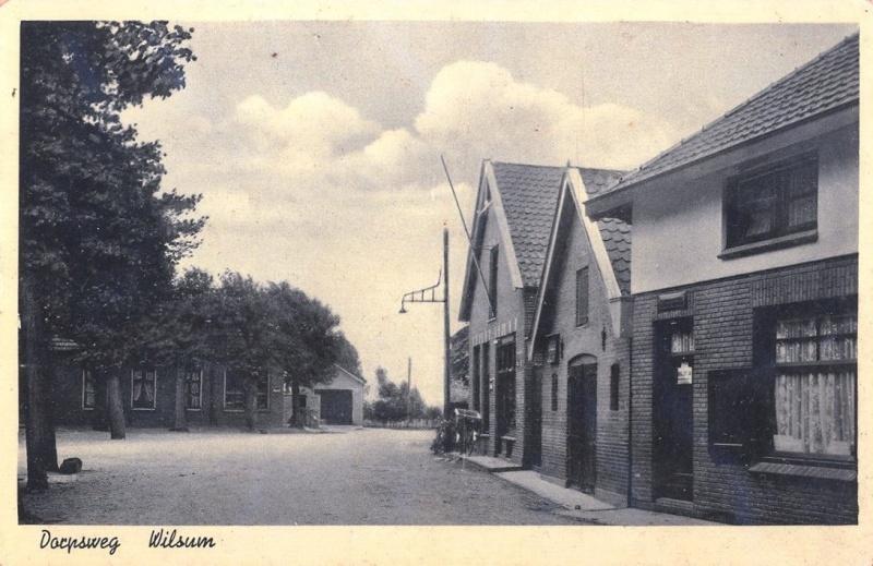 Dorpsweg.