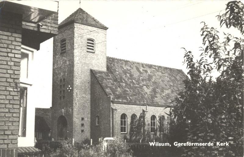 Gereformeerde kerk.