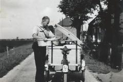 Broodventer Piet van Ommen.