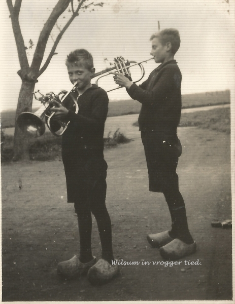 Peter en Evert Jan de Groot