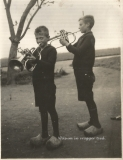 Peter en Evert Jan de Groot 1941