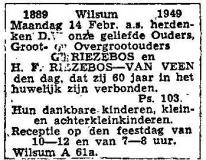 14 februari 1949.