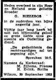 30 september 1952.