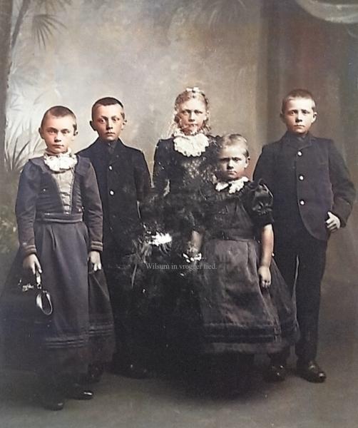 Kinderen-Engbert-v-Ittersum