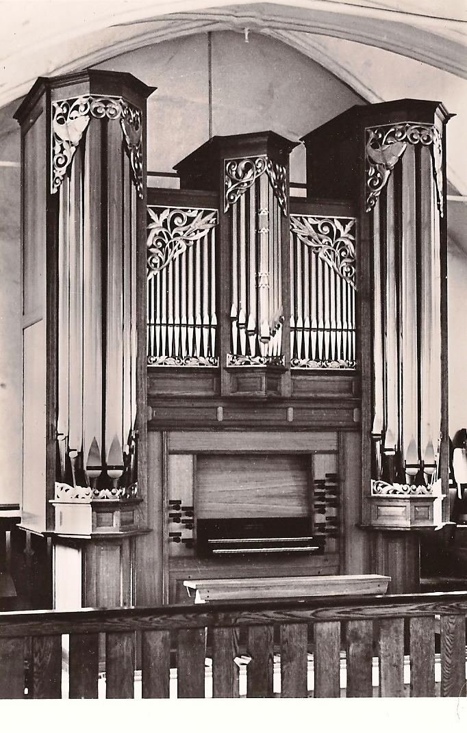 orgel na 1970