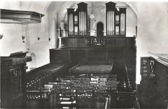 Orgel herv. kerk voor 1958