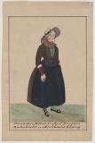 Klederdracht ca. 1842-1864.