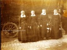 Vier vrouwen op reis