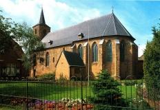 Herv. kerk jaren 80 X