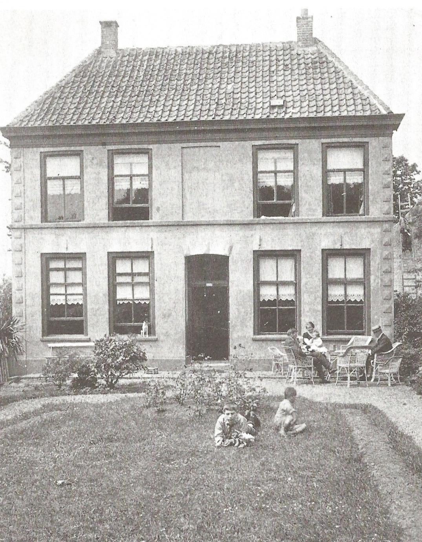 Pastorie NH voor 1928