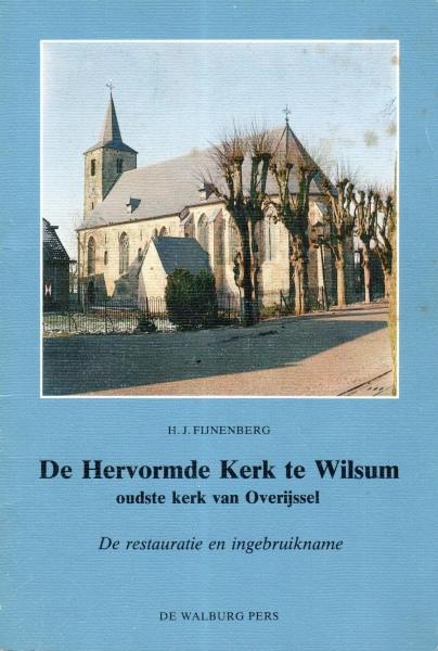 De Hervormde Kerk te Wilsum.