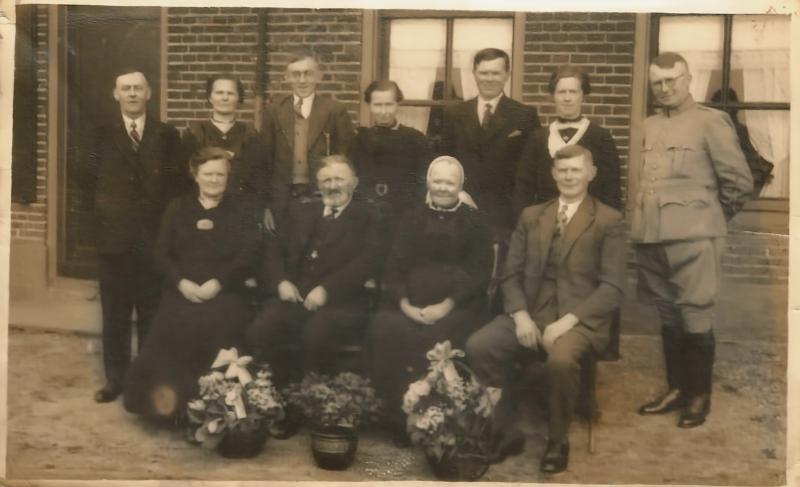 Familie Riezebos.