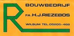 Sticker-Riezebos
