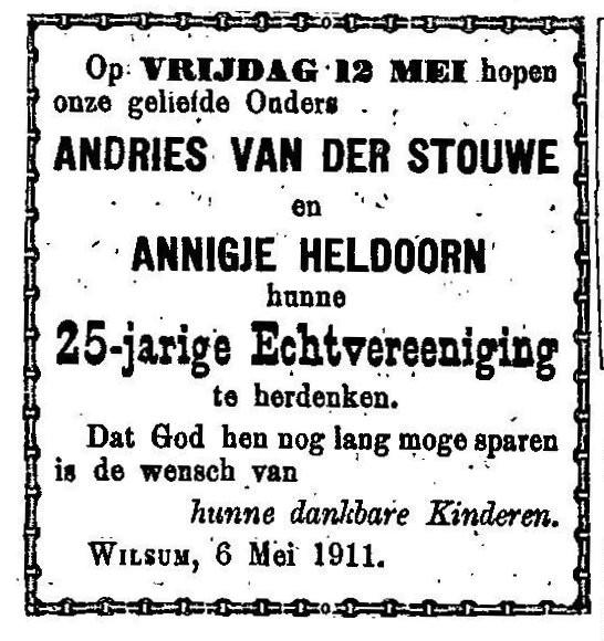 6 mei 1911.