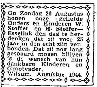 20 augustus 1944.