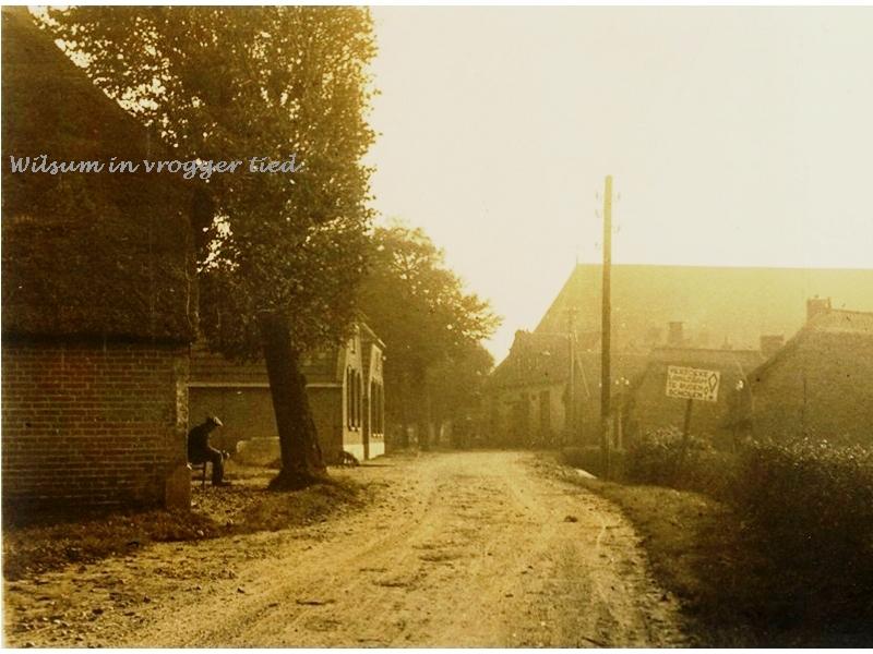 Dorpsweg 16 in 1949