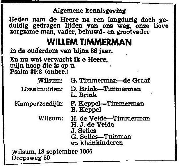 13 september 1966.