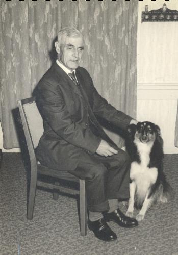 Gerrit Jan de Velde Harsenhorst