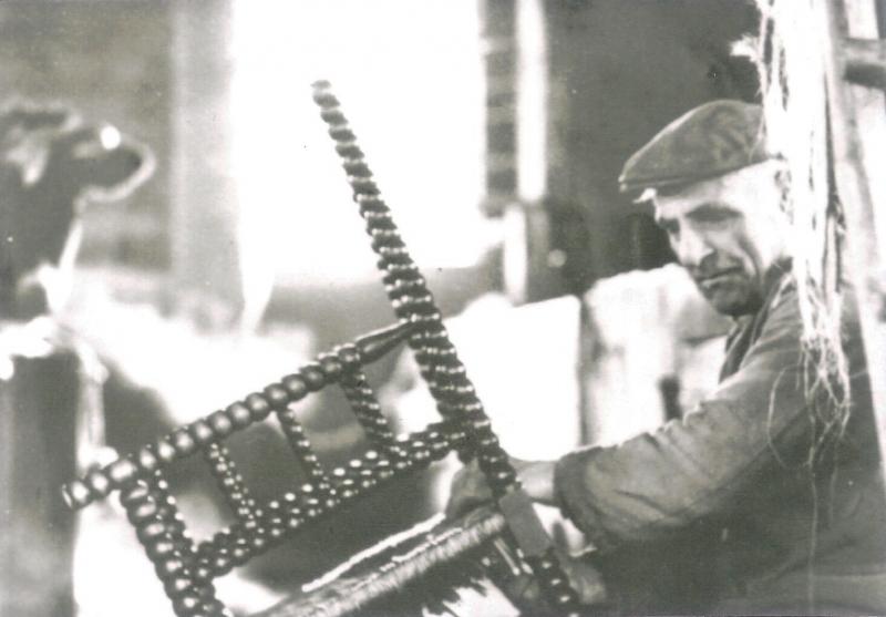 Gerrit Jan de Velde Harsenhorst, bijgenaamd Blinde Gait.