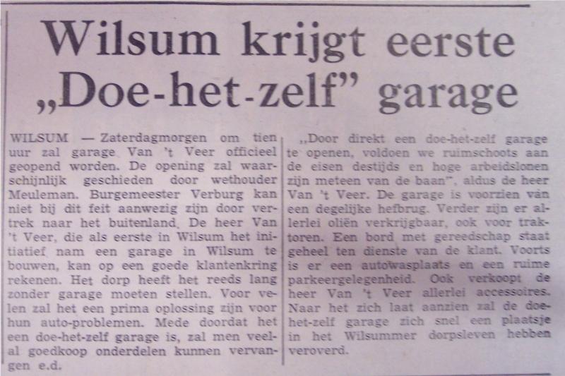 19700618_Kamper-Nieuwsblad-garage-vant-veer