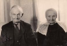 Hendrik Witteveen en Gerrigje Bruins